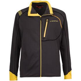 La Sportiva Shamal Jacke Herren black/yellow